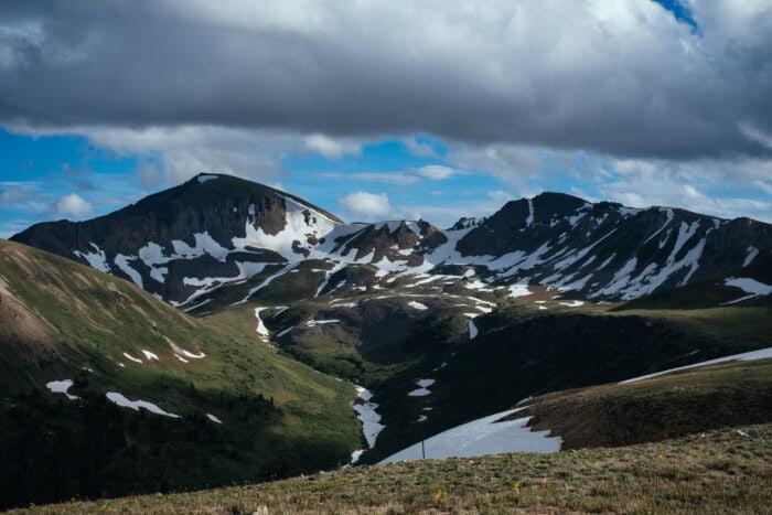 mountains colorado writing